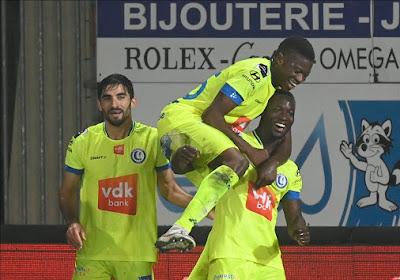 """Nurio Fortuna (AA Gent) speelt sterk tegen ex-club: """"Systeem begint zijn vruchten af te werpen"""""""
