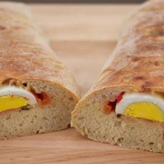 Italian Style Stuffed Bread