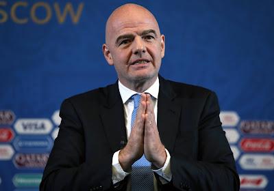 Ondanks gerechtelijk onderzoek: Infantino blijft aan als voorzitter van de FIFA