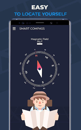 Compass Pro For Android: Digital Compass Free 1.0.8 app download 1