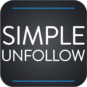 Simple Unfollow for PC and MAC
