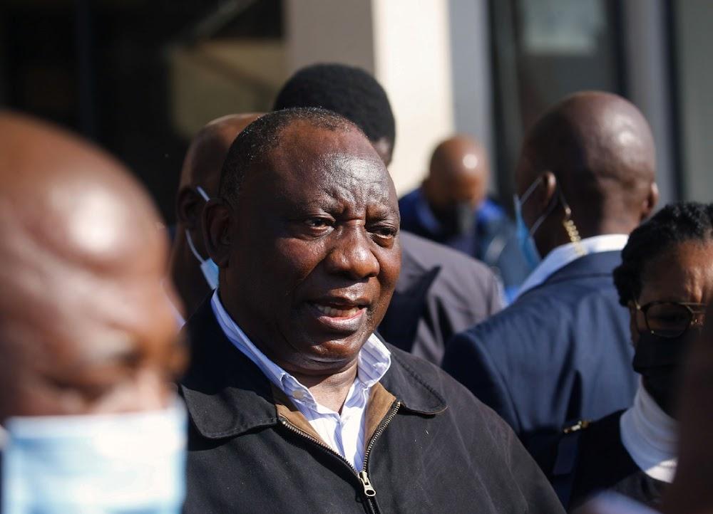 Cyril Ramaphosa considering 'cabinet reconfiguration'