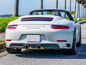 911 991H2 carrera S cabrioletのカスタム事例画像 Paneraorさんの2020年09月19日20:20の投稿