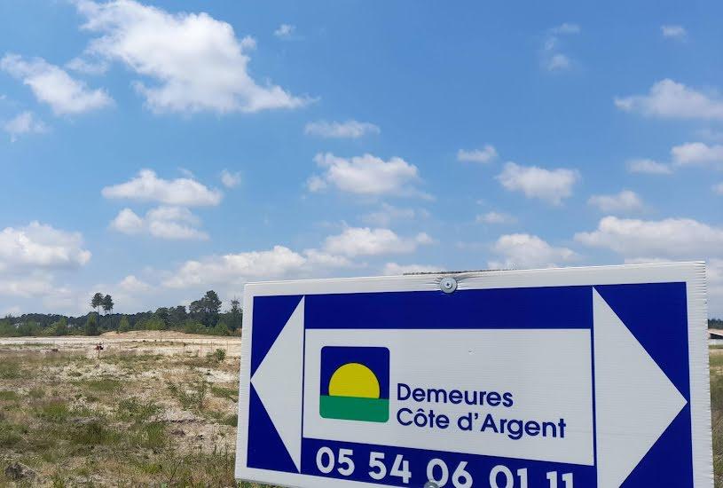 Vente Terrain à bâtir - 700m² à Laluque (40465)