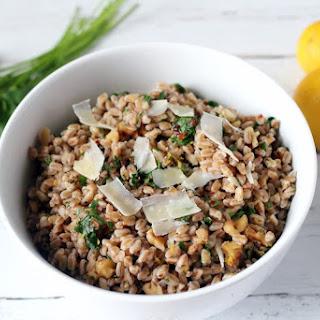 Simple Farro Salad