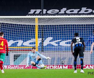 """Matchwinnaar Mignolet:""""Sakala intimideren? Als doelman doe je er alles aan om de penaltynemer uit zijn focus te brengen"""""""