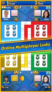 Ludo King™ Mod APK (Unlimited Coins, Gems & Six) 4