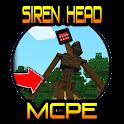 Siren Head [Horror] for Minecraft PE icon
