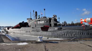 Photo: Okręt podwodny typu B-124