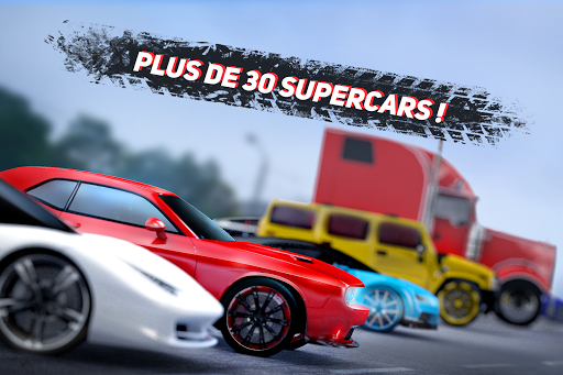 Code Triche GTR Traffic Rivals  APK MOD (Astuce) screenshots 1