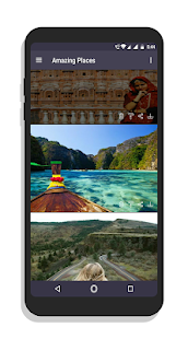 Amazing places wallpapers + HDR Photography Screenshot