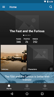 FANDOM for: Fast and Furious - náhled