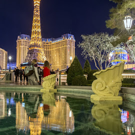 It's Vegas !  by Prottay Adhikari - Uncategorized All Uncategorized ( vegas, city, night, nightscape, city lights )
