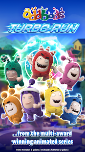 Oddbods Turbo Run 2