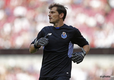Casillas aan het feest: recordhouder in Champions League!