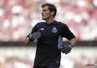 Iker Casillas est candidat à la présidence de la Fédération espagnole !