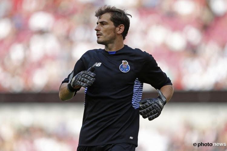 Casillas traint opnieuw en heeft idee om VAR te verbeteren