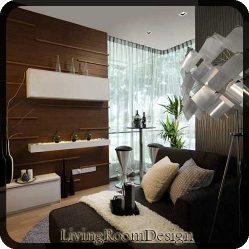 客厅设计 生活 App LOGO-硬是要APP