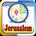 Jerusalem City Maps And Direction icon