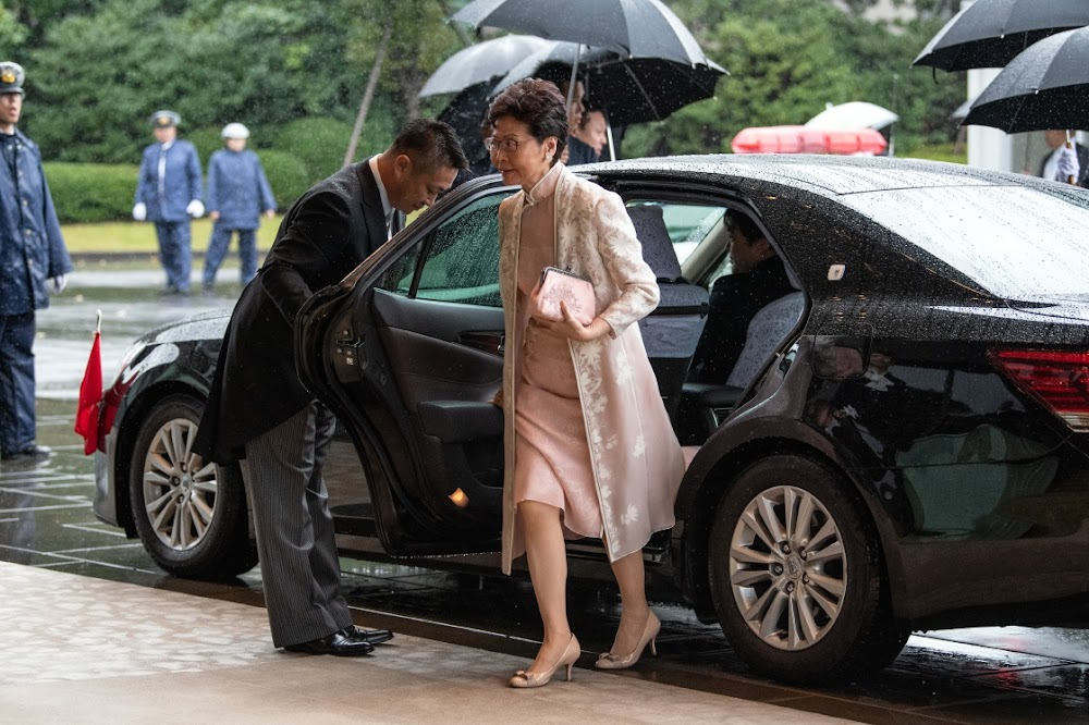 China plans to replace Hong Kong leader Carrie Lam, says report