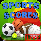 Sports Live Stream Scores