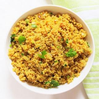 Curried Quinoa Recipes.