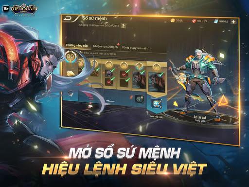 Garena Liu00ean Quu00e2n Mobile 1.24.1.2 screenshots 9