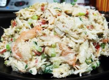 Logan's Seafood Salad