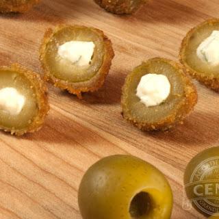 Italian Fried Olives.