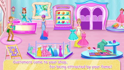 Wedding Dress Maker - Princess Boutique 1.5.3122 screenshots 4
