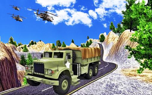 Army Transport Truck Driver : Military Games 2019 apkmind screenshots 13