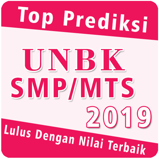 Tes UNBK SMP/MTS 2019 Offline Android APK Download Free By SODADEV