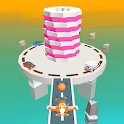 Fire Shots 3D : Shoot & Blast Stack Platforms icon