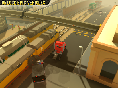 Reckless Getaway 2- screenshot thumbnail