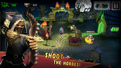 Archers Kingdom TD - Best Offline Games apktreat screenshots 1