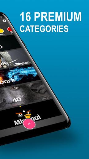 GRUBL - 3D & 4D Live Wallpaper 1.1.7 screenshots 2