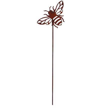 Trädgårdsdekoration Bi mini stick ELDgarden