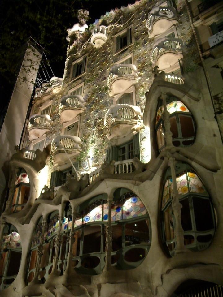Notte catalana di brandon