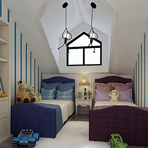 Creative Cartoon Ceiling Light Fixture
