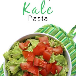 Creamy Kale Pasta Sauce