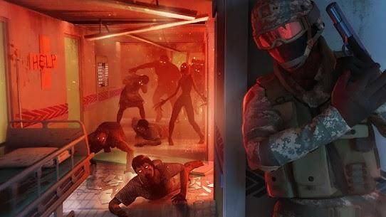 Zombie 3D Gun Shooter- Real Survival Warfare 3