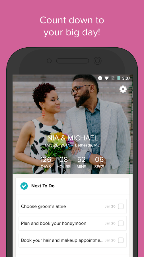 Wedding Planner by WeddingWire - Checklist, Venues- screenshot