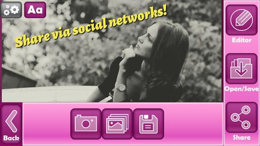 無料摄影Appの追加 写真 にテキスト|記事Game