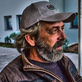 by Slavko Marčac - People Portraits of Men (  )