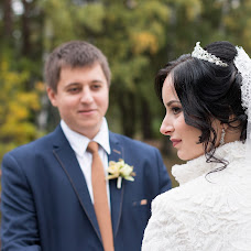 Wedding photographer Vitaliy Zuev (Vitalek831). Photo of 22.11.2017