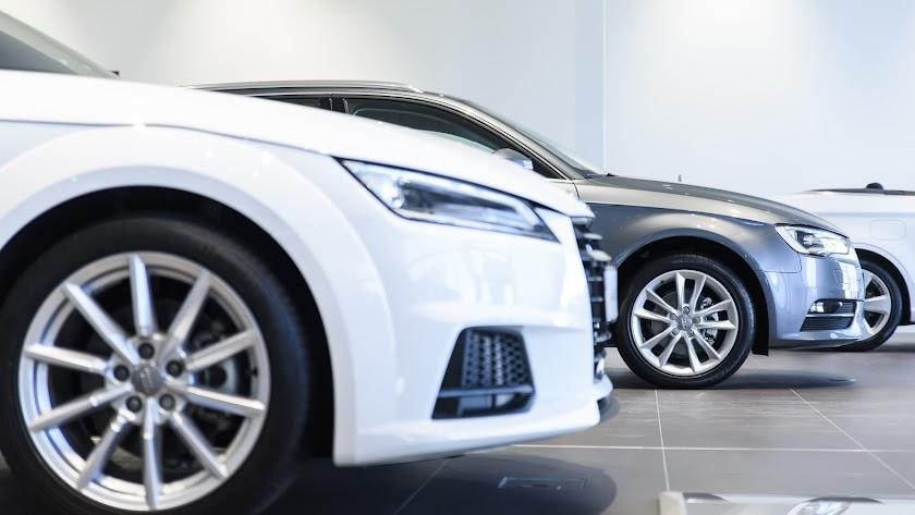 El cambio de tendencia ya se aprecia en las ventas de coches en Almería