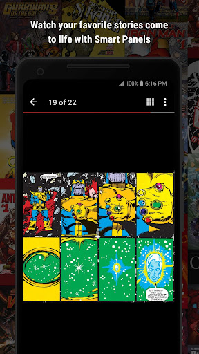 Marvel Unlimited screenshot 4
