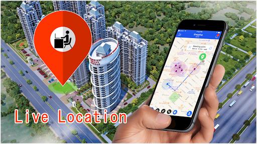Maps, GPS, Navigation & Driving Route Directions screenshot 23