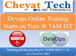 devops online training - cheyat tech