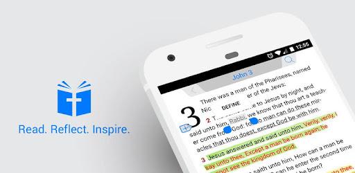Tecarta Bible captures d'écran